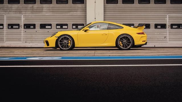 Nouvelle Porsche 911 GT3: temps canon sur le Nürburgring