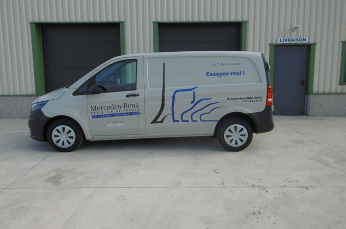 Essai – Mercedes Vito 111 CDI Select : l'opportunité traction