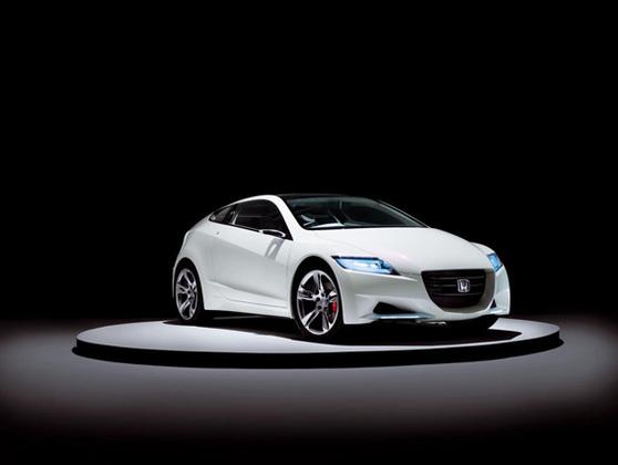 Le programme écolo de Honda : Insight hybride, CR-Z Concept, FCX Clarity et ASIMO !