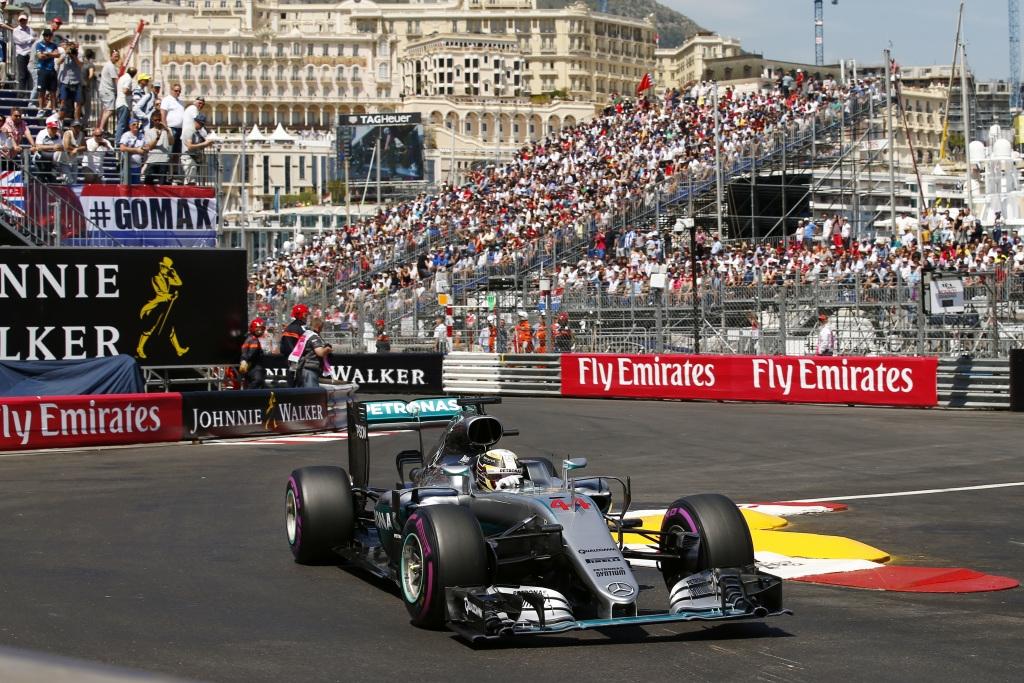 Formule 1 le grand prix de monaco sera diffus en clair for Prix chambre formule 1