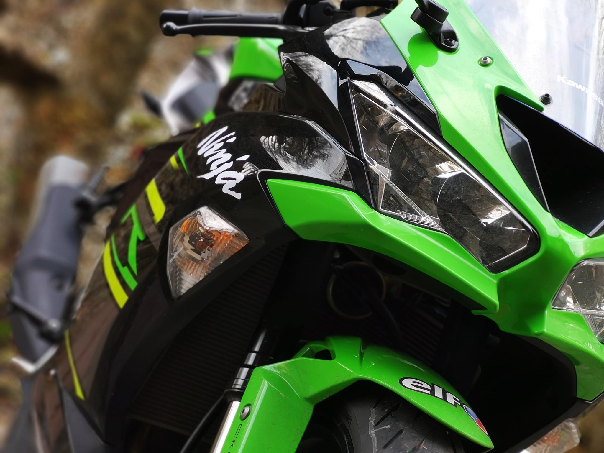Essai - Kawasaki ZX6-R 636 mod  2019 : passionnément juste !