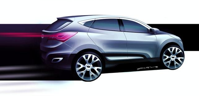 Hyundai présentera l'i20 à 3 portes, l'i30 blue ISG et le Concept HED-6