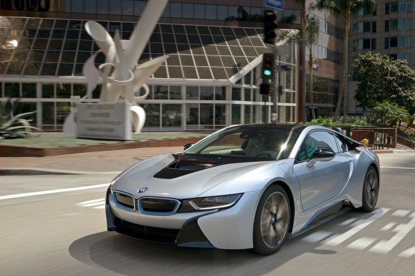 BMW dévoile le prix de l'i8 : 141 950€