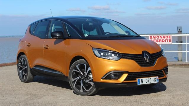 Le Renault Scénic 4 arrive en occasion : faut-il craquer ?