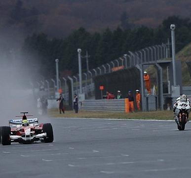 Moto GP - Grande Bretagne: La Formule 1 boutera-t-elle le Moto GP de Donington ?