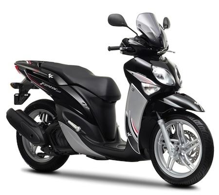 Yamaha 2013: une version MotoGP du Xenter pour novembre