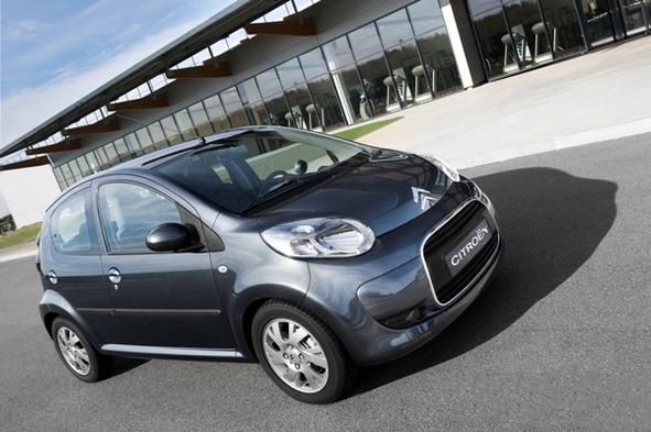 La nouvelle Citroën C1 ? De 106 à 109 g C02/km