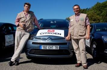 Eco-Rallye d'entreprises : la course à l'éco-conduite !