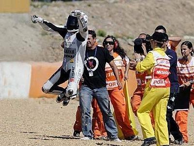 Moto GP - Portugal: Le Championnat est toujours ouvert