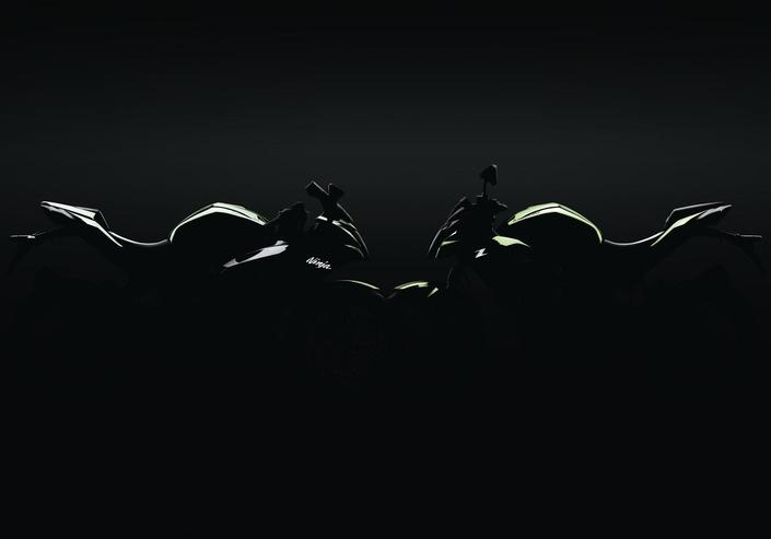 Nouveauté 2018 : Kawasaki annonce deux 125 cm3