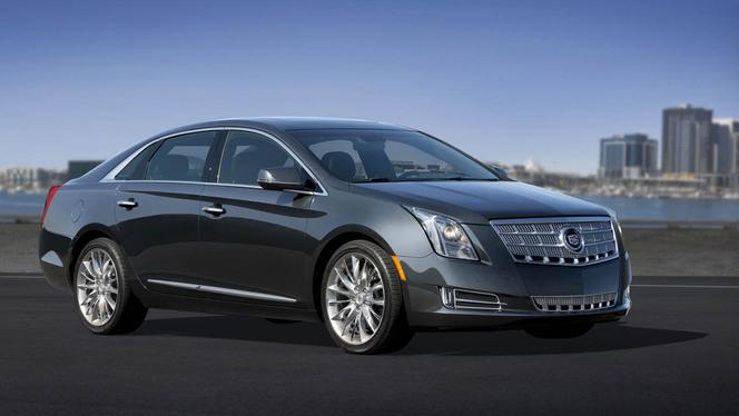 Los Angeles 2011 : Cadillac XTS, le luxe Cadillac