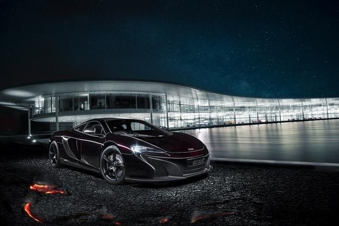 McLaren Special Operations présente une 650S unique