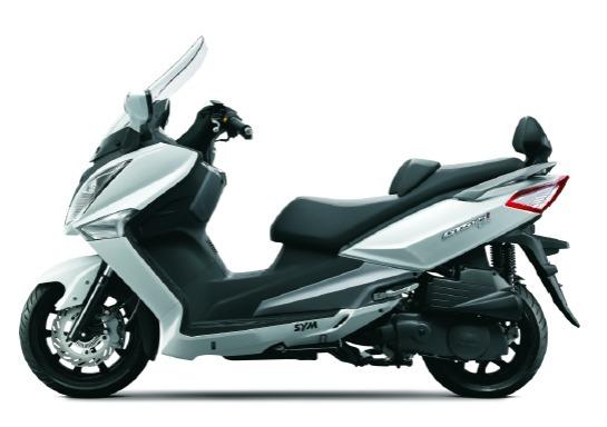 Sym : des promotions sur la gamme GTS 300 du 1er au 30 avril