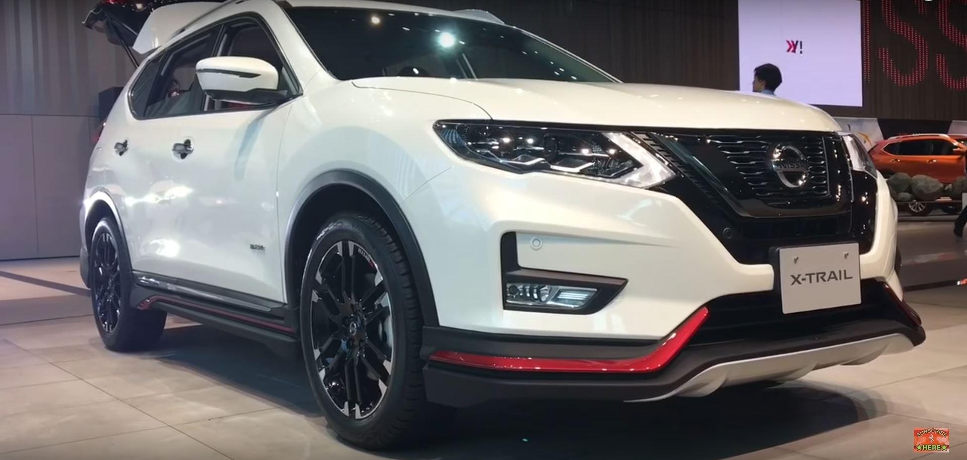Nissan : au Japon, le X-Trail en Nismo