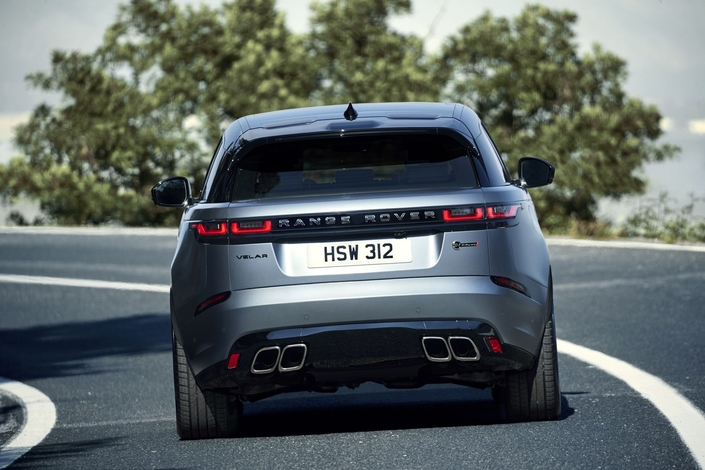 Range Rover Velar V8 550 ch: ne l'appelez pas SVR