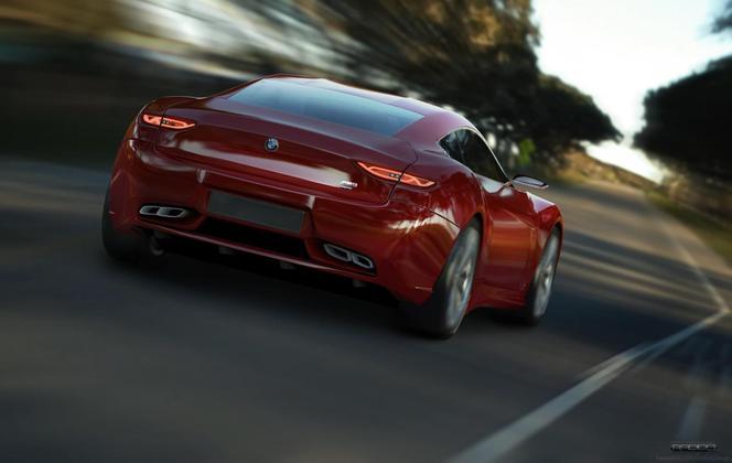 Design - BMW M9 concept: votre avis nous intéresse
