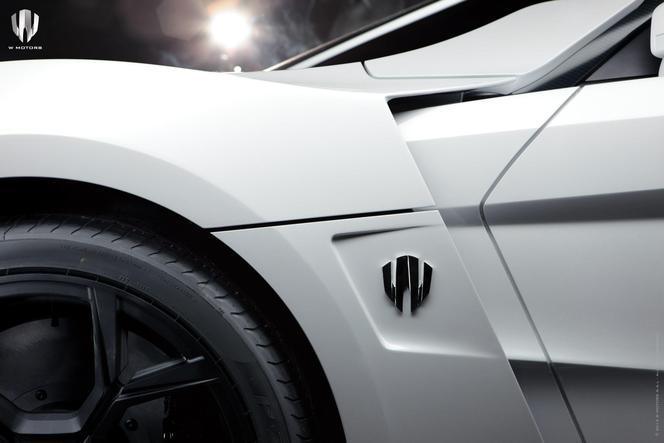 La plus chère de tous les temps se nomme W Motors Lykan Hypersport