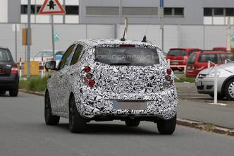 Surprise : la future Opel Agila va changer