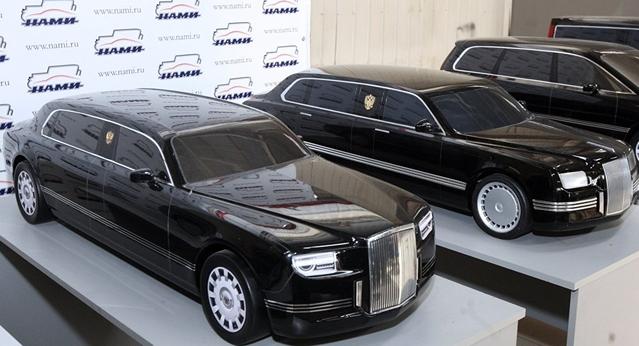 Top 10 Caradisiac - Les voitures des chefs d'États dans le monde