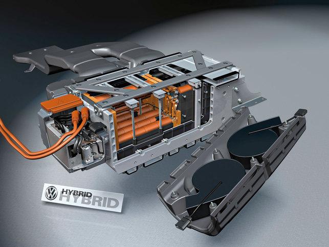 Un nouveau SUV hybride : le Volkswagen Touareg Hybrid