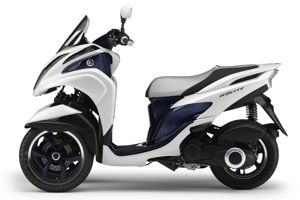 Nouveauté - Scooter: le select Tricity est mis en lumière