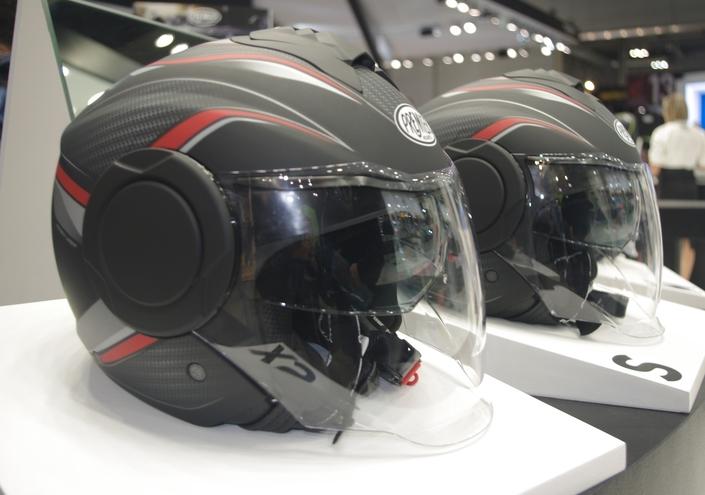 Salon de Milan 2017: Premier Helmets
