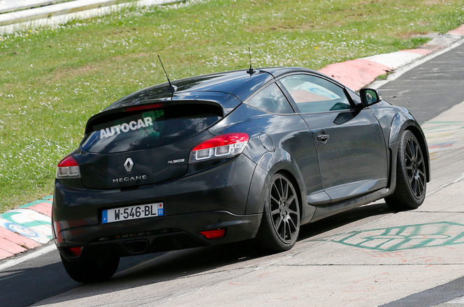 Future Renault Mégane RS 275R: 1ères photos