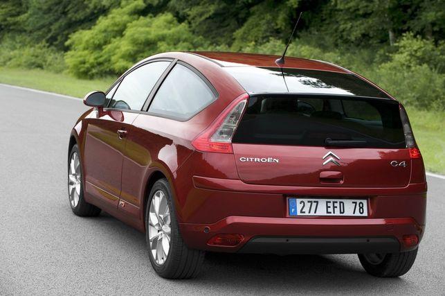 La nouvelle Citroën C4 bénéficie d'innovations technologiques