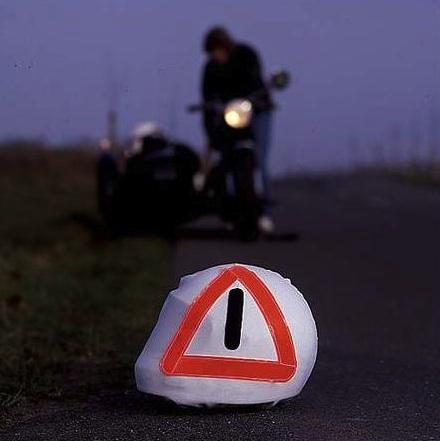 Louis-Moto: la sécurité... au cas où...