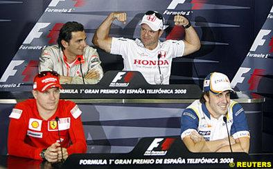 "Formule 1 - Alonso: ""Ferrari ? On verra ça l'année prochaine"""