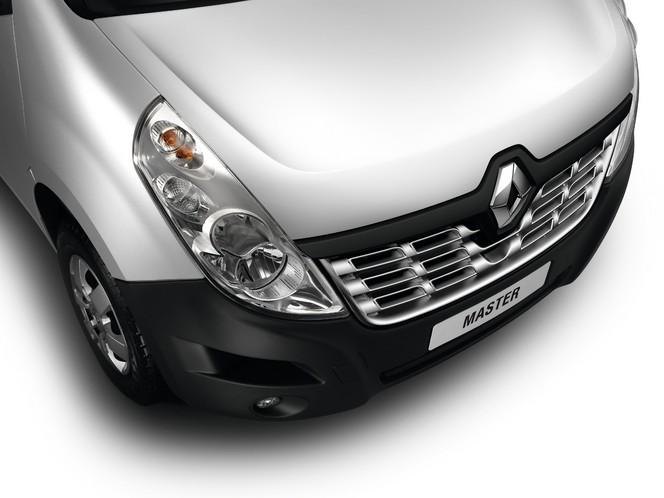 Renault présente un Master restylé et évolué