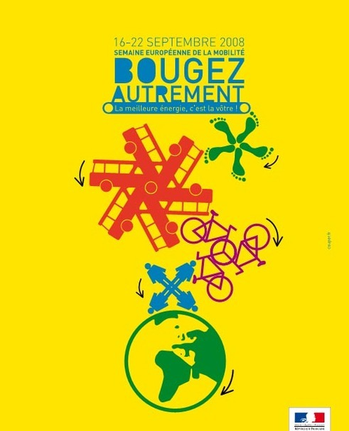 Zoom sur la Semaine européenne de la Mobilité 2008