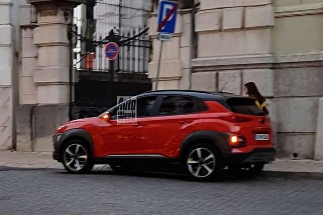 Hyundai Kona: son design original révélé