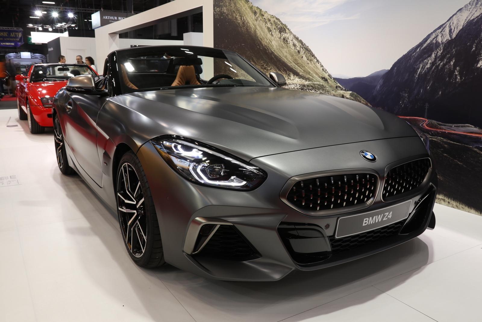 Audacieux BMW: roadsters, sport et luxe au programme de Retromobile 2019 LY-93