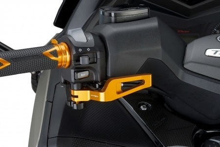 Puig: tout pour le Yamaha T-Max 530