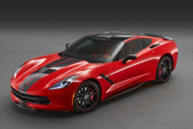 Chevrolet présente les séries spéciales Corvette Pacific et Atlantic