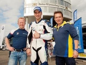 Michelin et Nigon titrés en Championnat Allemand de Vitesse: ils ont dit