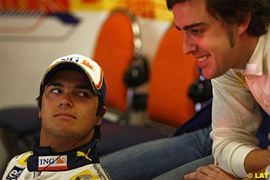 Formule 1 - Espagne D.1: Ferrari commence fort