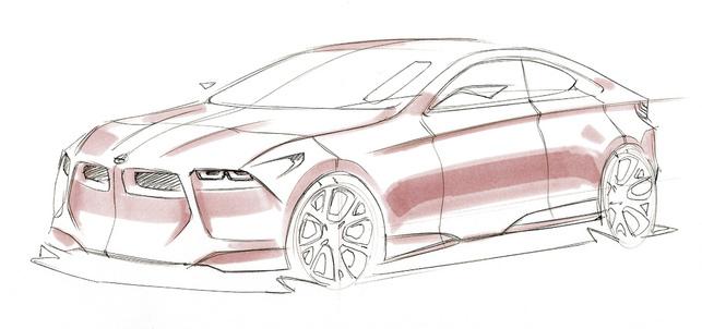 BMW Z Vision Concept : sous la bâche, c'est lui