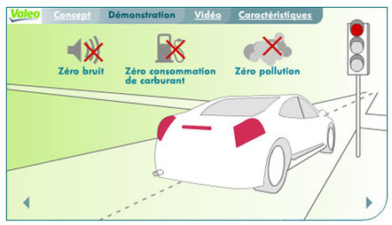 PSA Peugeot Citroën et Valeo, main dans la main pour le système Stop-Start