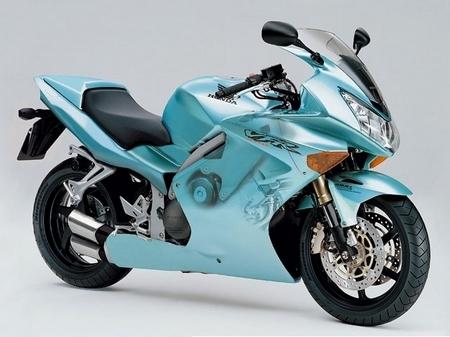 Honda VFR 1000 2009 : Présentation en Septembre...