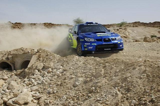 WRC Jordanie Jour 1 : Loeb et Sordo au coude à coude
