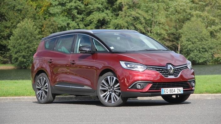 Essai - Renault Grand Scénic 1.2 TCe 130 Initiale Paris : le luxe à la française ?