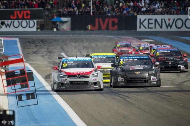 WTCC : les Citroën C-Elysée embarqueront 60 kg de plus en Hongrie