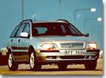 Volvo V40 : un break utile et esthétique