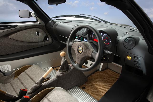 Lotus Eco Elise Concept au Salon de Londres : sensations vertes et éco-conduite !