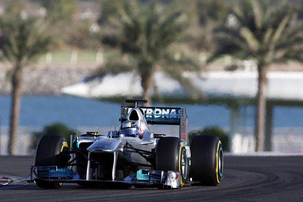 Essais F1 Young Drivers Abu Dhabi - Jour 3 : J-E Vergne (Red Bull) termine en beauté