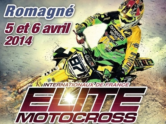 Elite France : 4ème épreuve à Romagné le 6 avril
