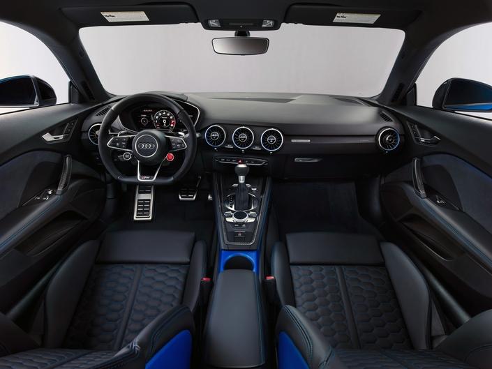 Salon de Genève 2019 - Audi TT RS: petit restylage