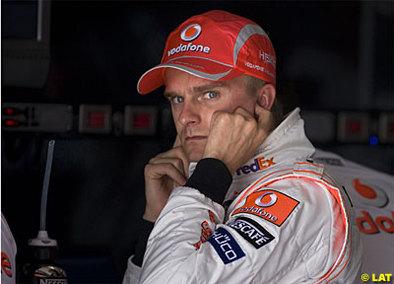 Formule 1 - Espagne D.1: Raïkkonen confirme, les McLaren dépriment
